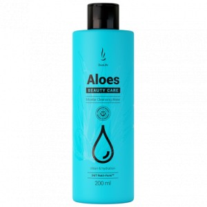 DuoLife Beauty Care Aloes Micellar Cleansing Water - 200ml
