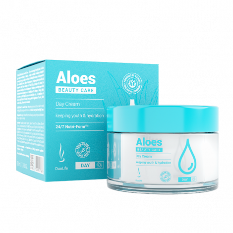 DuoLife Beauty Care Aloes Day Cream